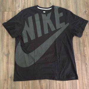 Black & Gray Nike Shirt